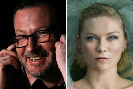 Cannes: Lars von Trier at world's end