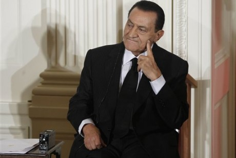 Egypt's Mubarak to be tried over protester deaths