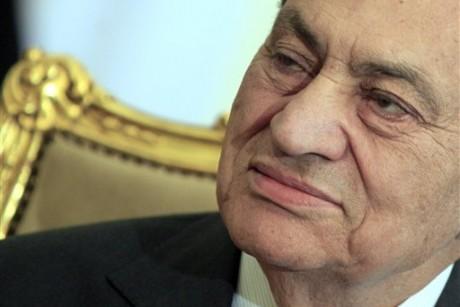 Egypt's ousted President Hosni