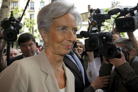 IMF board to begin selection of new chief Thursday