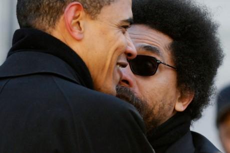 Cornel West and Obama
