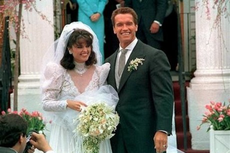Arnold Schwarzenegger and Maria Shriver separate