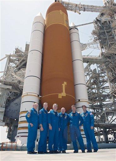 space shuttle endeavour final launch - photo #45