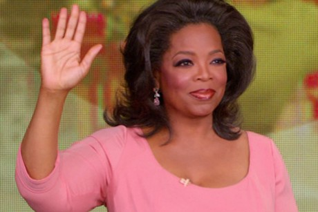 Winfrey ends her show with a 42-minute monologue that encapsulates her many ...