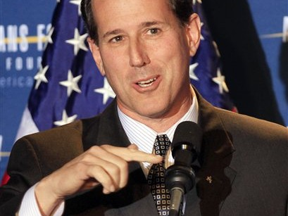 Rick Santorum and the problem with the