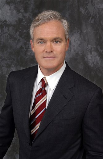 Scott Pelley Taking Over For Couric As CBS Anchor