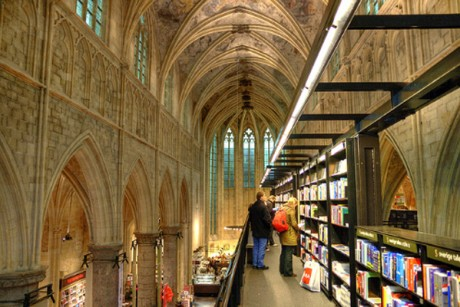 The world's most inspiring bookstores