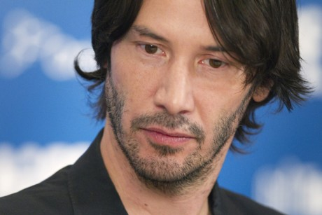 The haiku of Sad Keanu