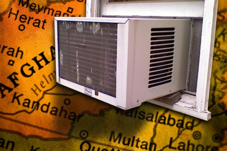 Cooling measures are big and getting bigger: The global impact of air conditioning