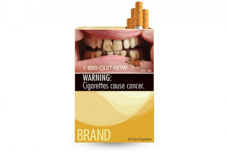 FDA issues graphic cigarette labels