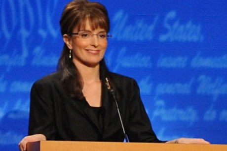 Fox confuses Tina Fey for Sarah Palin