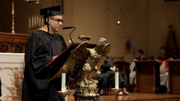 college commencement speech