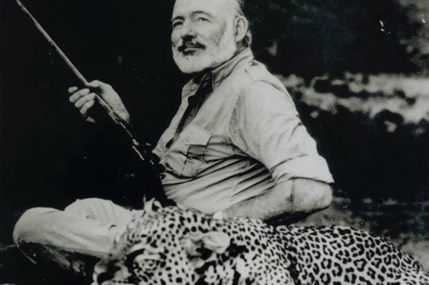 hemingway and alcohol An analysis of the presence of alcohol in ernest hemingway's short stories alcohol and desperation: an analysis of the presence of alcohol in ernest hemingway's.