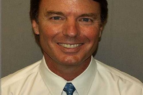 John Edwards' creepy mug shot