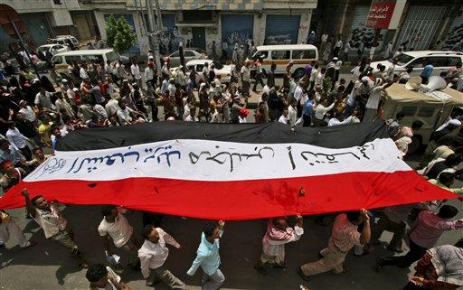 Officials 57 al qaida militants escape yemen jail for Salon yemenite