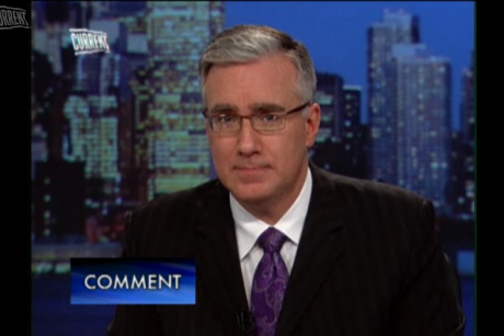 Keith Olbermann's case for gay marriage