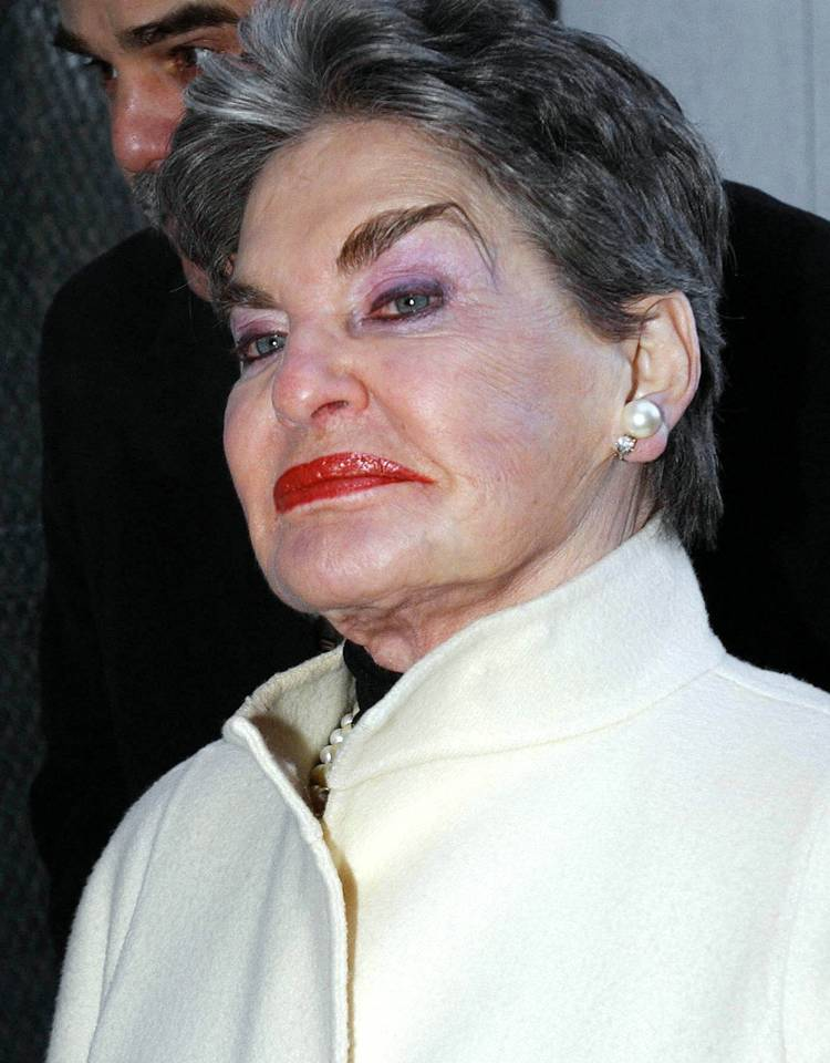 Leona Helmsley Net Worth