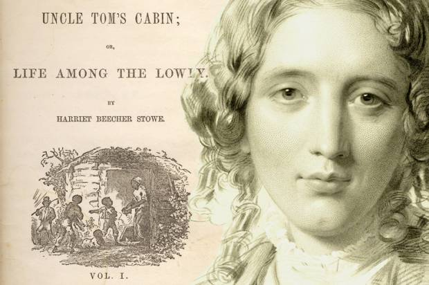 the politics and the bible in the uncle toms cabin Her complex narrative weaves together the stories of uncle tom, who through a series of slave  next to the bible  uncle tom's cabin.