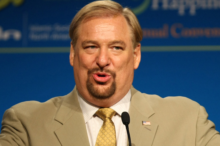 Rick Warren My Son Committed Suicide With Unregistered