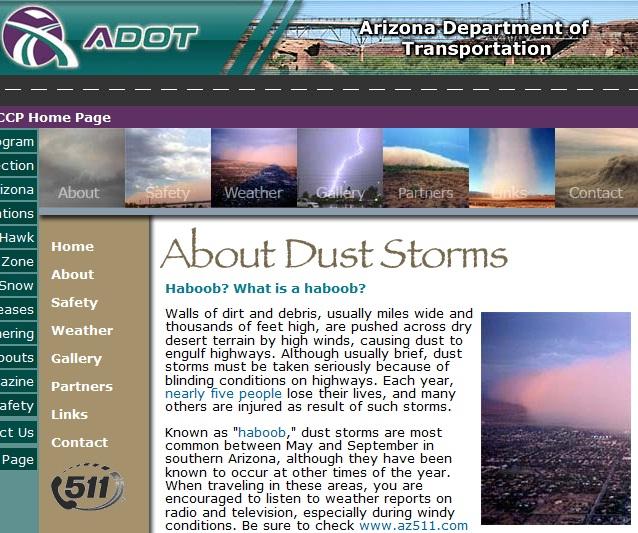 arizonans enraged at muslim word for dust storm saloncom