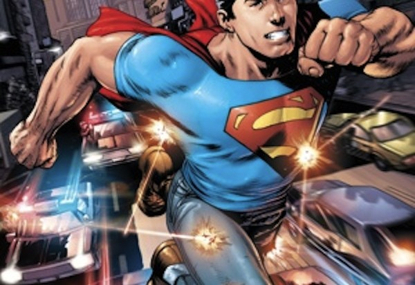 DC starts from scratch with Superman