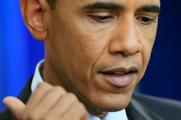 Don't blame Obama for the debt crisis