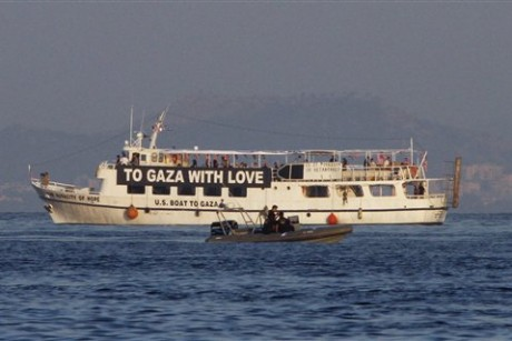 Gaza flotilla plots next move