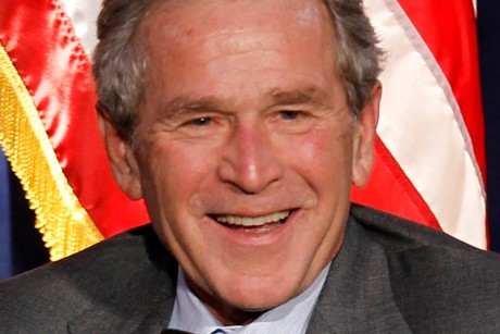 George Bush owns this deficit
