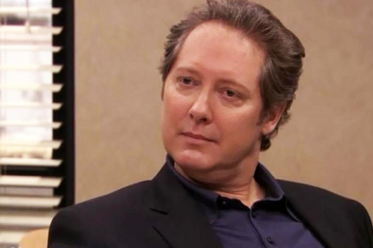 james spader to join the office   salon