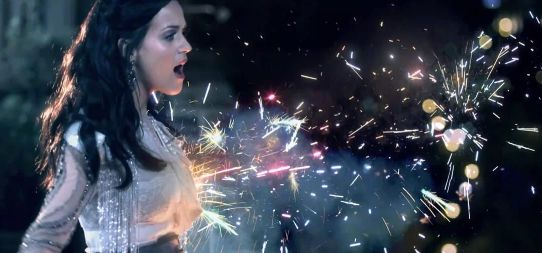 These are your MTV Vid... Katy Perry Firework Movie