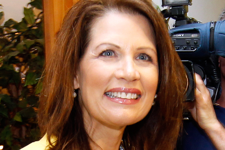 Michele Bachmann The Tax Collector Versus Ron Paul Fans