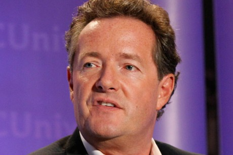 Piers Morgan stands by his man