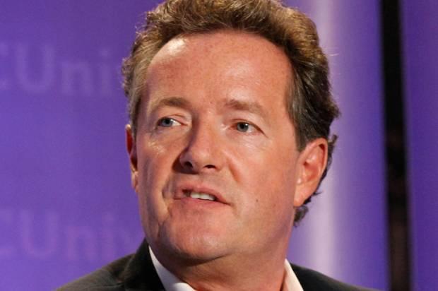 """Piers Morgan calls J.K. Rowling a """"serial loser"""" - Salon.com"""