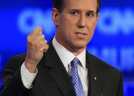 Santorum tries to raise money from his Google problem