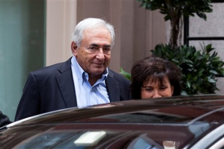 Strauss-Kahn to make slander claim against accuser