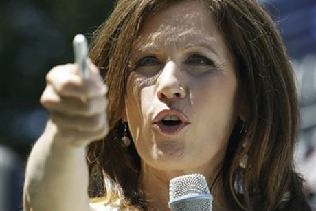 Actual good Michele Bachmann profile explains how incredibly radical her background is