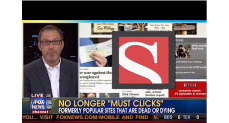 Fox News: Salon is dying!