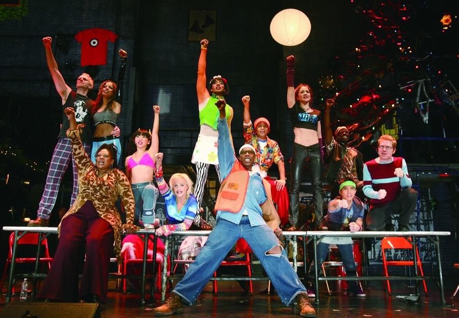 Christmas Musicals Broadway