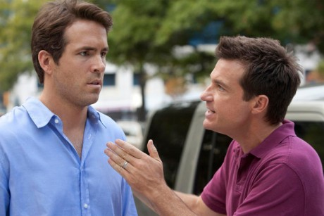 Change Ryan Reynolds on Ryan Reynolds And Jason Bateman In  The Change Up