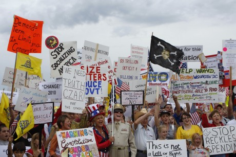 The Tea Party, the debt ceiling, and white Southern extremism