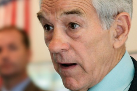 There is just enough Ron Paul coverage, thank you