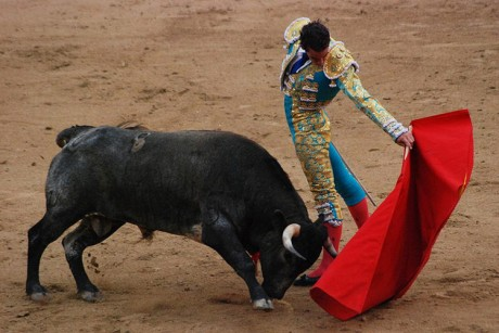 Why is Spain still protecting bullfighting?