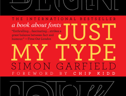 A problematic new typography book
