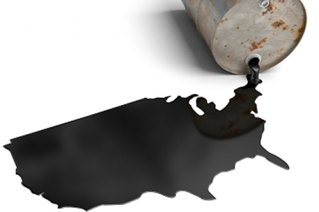 America's oil-fueled collapse