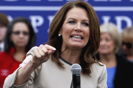 Bachmann: It's ok to spread lies about vaccines because I never said I'm a doctor