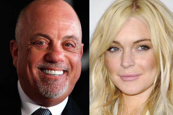 Lindsay Lohan Isn T The Only Celeb With A Billy Joel Tattoo Salon Com