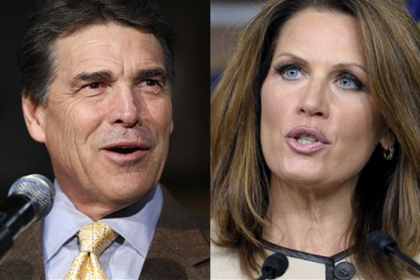 Michele Bachmann moves to the left (on crazy conspiracy theories)