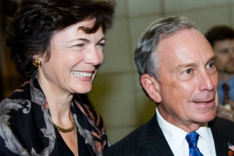 Mayor Bloomberg, partner diagnose what's wrong with America: You