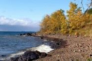 Finding fall's final flourish along Minnesota's Northern Shores