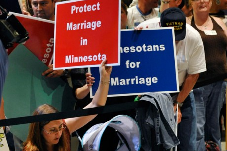 constitutional rights on gay marrige rights